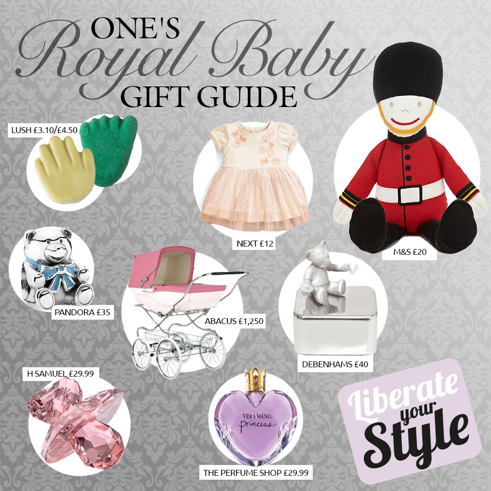 Royal Baby Gifts Uk : One s royal baby gift guide the liberty ping centre