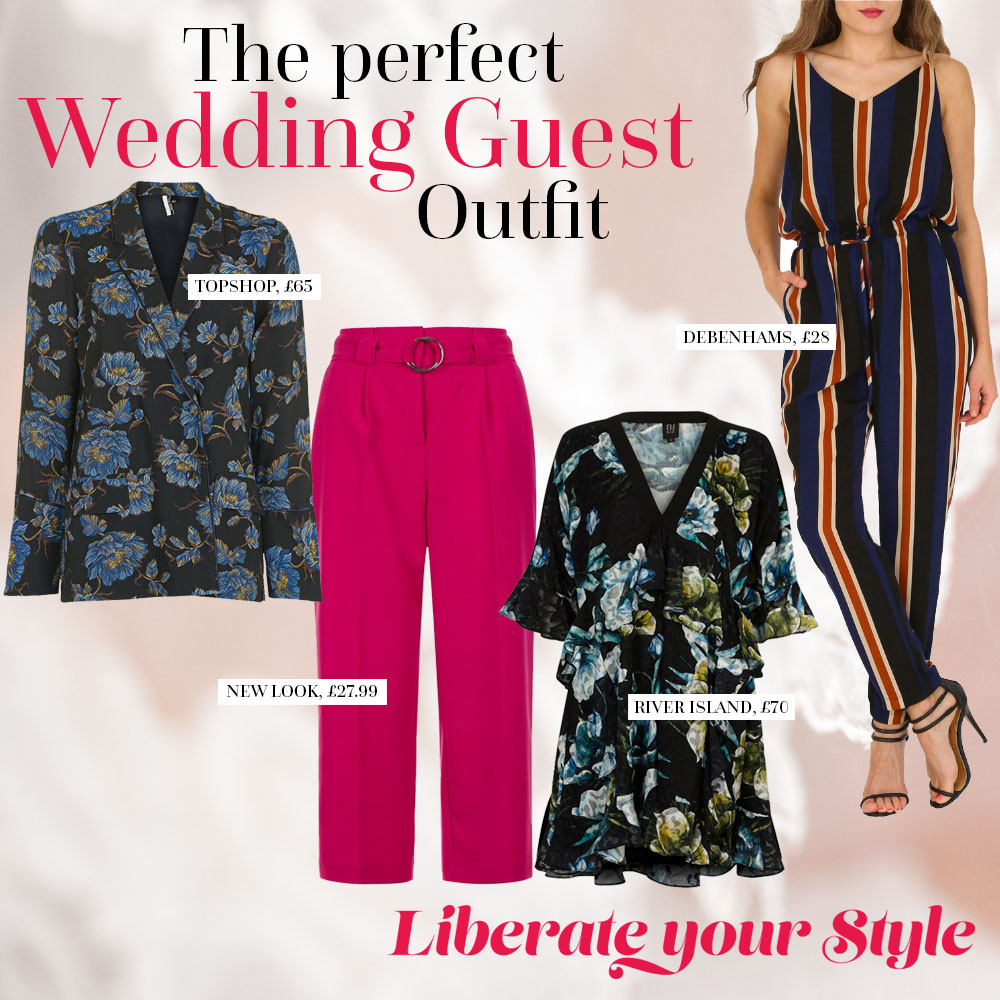 The Perfect Wedding Guest Outfit The Liberty Shopping Centre