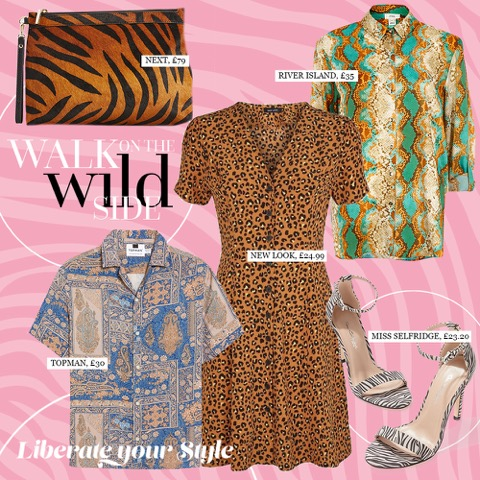 339acd015ef7 April 5, 2019. Whether its Leopard, Tiger or Paisley, we are loving the  spring summer prints available right now. Unsure if you can pull it off?