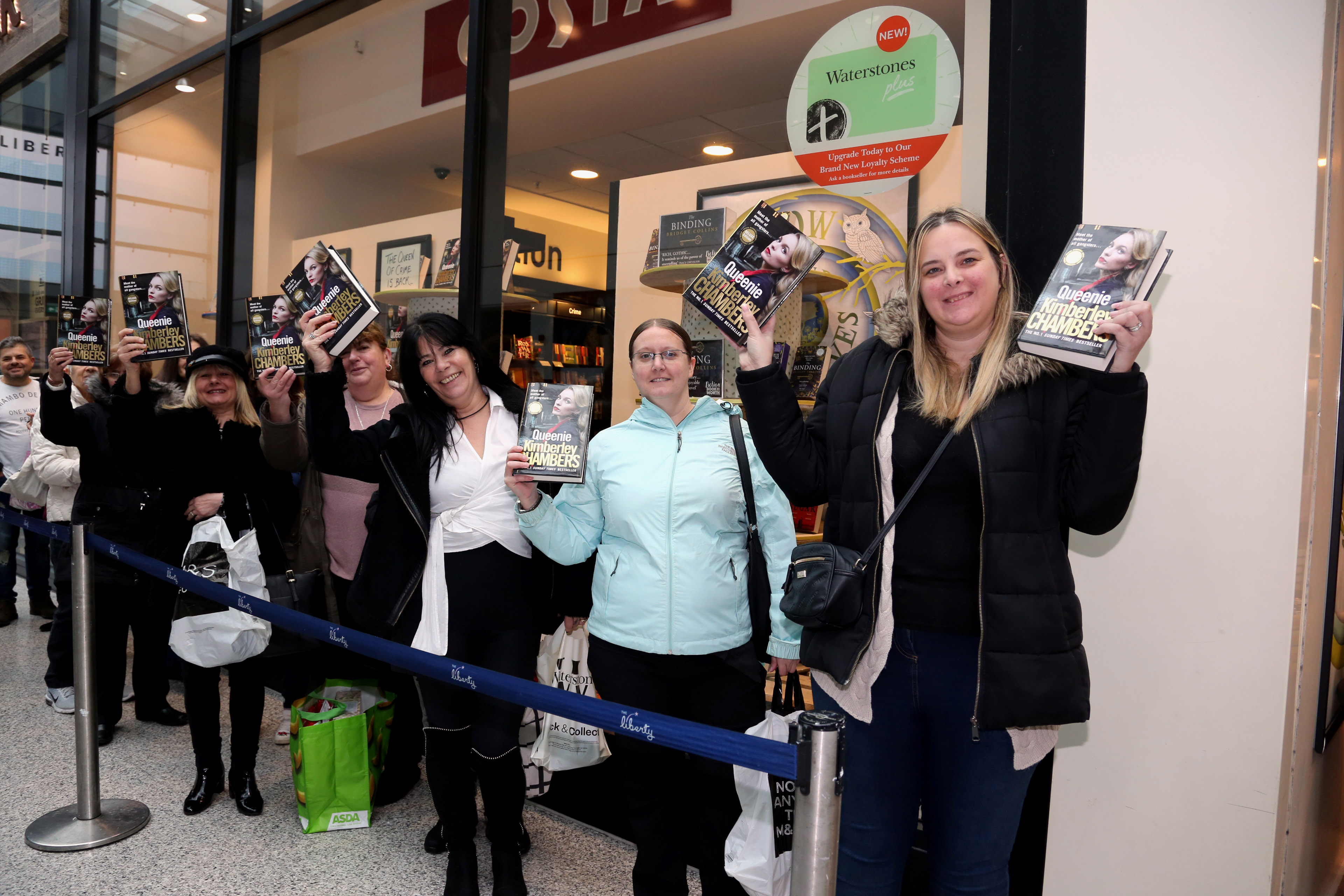 Kimberley Chambers Book Signing (Photo by Sandra Rowse)