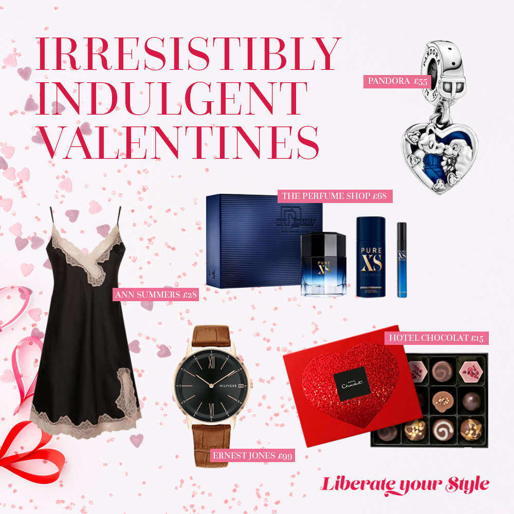 Irresistibly Indulgent Valentines Gift Guide The Liberty Shopping Centre